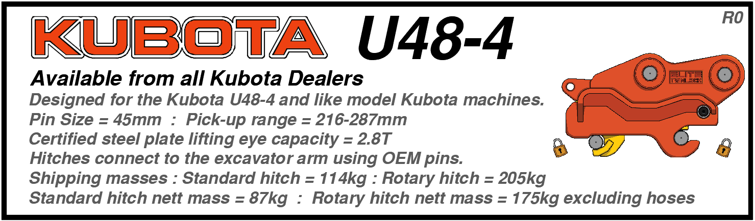 Kubota U48-4